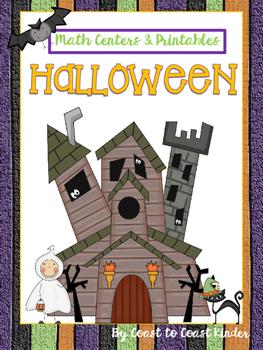 Halloween Math- Common Core