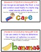 I Can Statements Bundle for 1st Grade Common Core (Reading