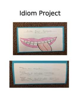 Common Core Idiom Project