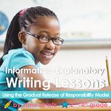 Common Core Informative-Explanatory Writing Lessons (gradu