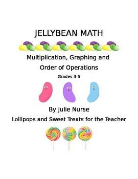 Jellybean Math: Common Core-- Multiplication, Order of Ope