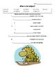 Common Core Language Arts - 3.1f