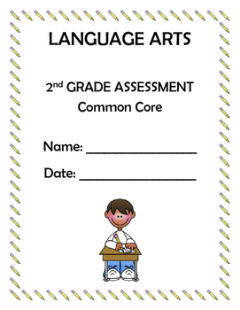 Common Core Language Arts Assessment_Benchmark