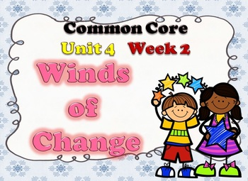 Winds of Change Week 2 Lesson Plans