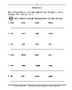 Common Core Language: Homophones & Homographs (FREE Practi