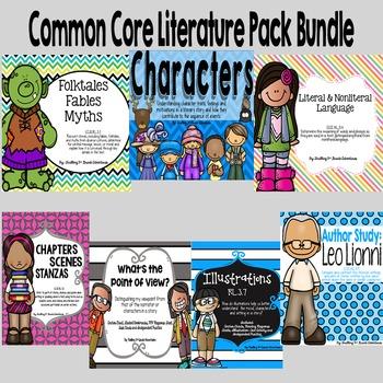 Common Core Literature Resources