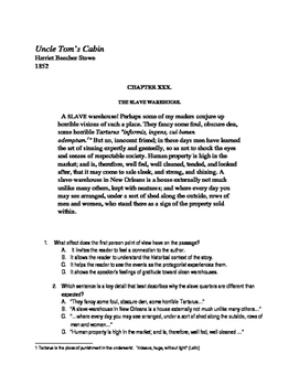 Common Core Literature -- Small Formative Assessment THREE PACK