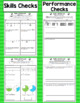 Common Core Math Assessments - 3rd Grade Number and Operat
