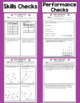 Common Core Math Assessments - 4th Grade Measurement and Data