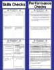 Common Core Math Assessments - 4th Grade Operations and Al