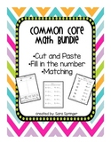 Common Core Math Bundle *Freebie in Preview