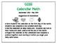 First Grade Common Core Math Calendars 2013 - 2014