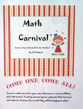 Common Core Math Carnival