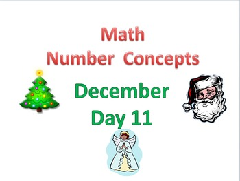 Daily Interactive CC Number Concepts Dec. Week 3