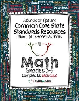 Common Core Math: Free Back-to-School eBook for Grades 3-5