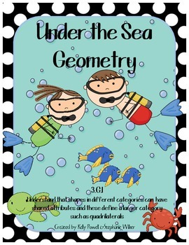 Geometry (Quadrilaterals) - Common Core Math Game 3.G.1