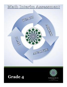 Common Core Math Interim Assessment Grade 4 (5)