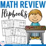 Math Review Flip Books