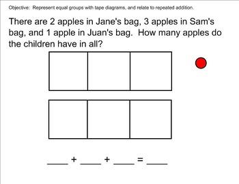 Common Core Math Module 6 Second Grade Lesson 4