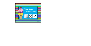 Common Core Math Number Base Ten Three Scoops Ice Cream Math