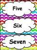 Common Core Math  Number Cards (Zero to One Hundred) in Word Form