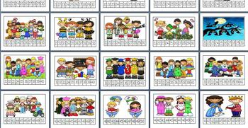 Common Core Math- Number Puzzles 21-50