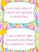 Common Core Math Practices-Ladder