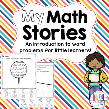 Math Stories for Kiddos!