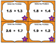 Common Core Math Task Cards - Adding Decimals  Tenths and