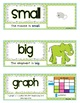 Common Core Math Vocabulary Cards {122 Word Wall Cards} {K