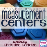 Measurement Centers for Fourth Grade