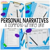 Narratives - A Complete Writing Unit