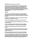 Common Core--Nonfiction / Article of the Week Handout