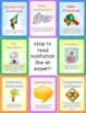 Common Core Informational Text Reading Skills Posters