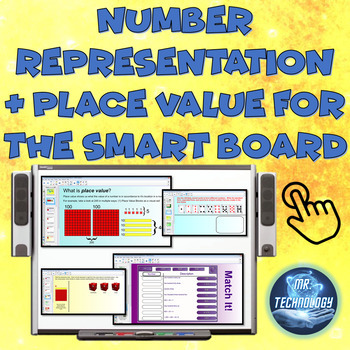 Common Core Number Representation & Place Value for the SM