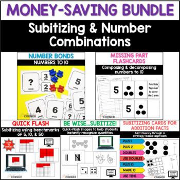 Number Sense/Early Numeracy Math Bundle