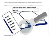 Common Core Organizer Detective Work with Clueless Cathy 2.RL.1