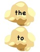Common Core SIGHT WORDS POPCORN PACK