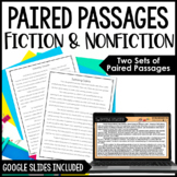 Paired Passages {Fiction and Nonfiction}