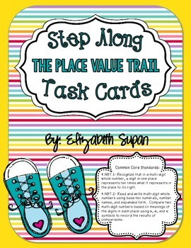 Common Core Place Value Task Cards
