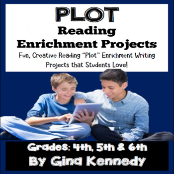 """Plot"" Reading and Writing Enrichment Projects!"