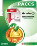 Common Core Practice Assessments ELA Grade 7 PACCS