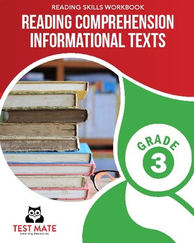 Common Core Practice, Reading, Informational Texts, Grade 3