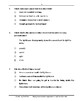 Common Core Practice, Reading, Literary Texts, Grade 5