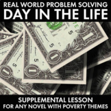 Real-Life Problem-Solving Activity, Use with Any Unit that