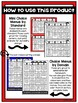 Common Core Reading Choice Boards {Informational Text - 2n