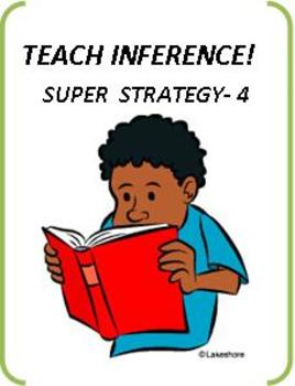 Common Core Reading: Inference & Inferential Reading Super
