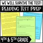 Common Core Reading Test Prep