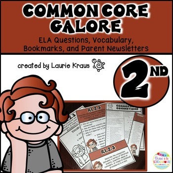 2nd Grade Common Core ELA Reading Literature and Informati