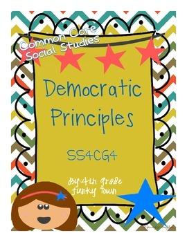 Common Core: Social Studies: Democratic Principles